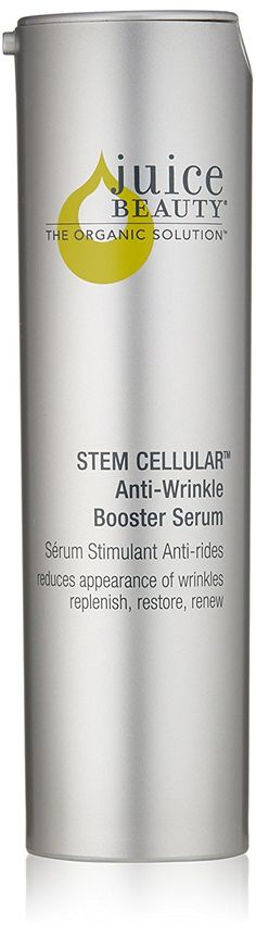 Juice Beauty Stem Cellular Anti-Wrinkle Booster Serum, 1 fl oz. >>> See this great beauty product.