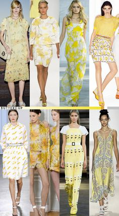 Buttercup - Spring 2015 Color Roundup | Aaryn West – Surface Design