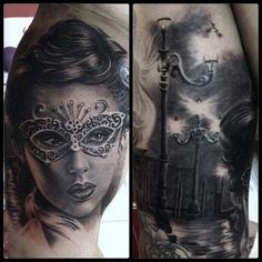 At tattoo studio, - RemisTattoo (Dublin, Ireland) Like for thi. - At tattoo studio, – RemisTattoo (Dublin, Ireland) Like for this # - Cover Up Tattoos, Love Tattoos, Tattoos For Guys, Awesome Tattoos, S Tattoo, Color Tattoo, Tattoo Dublin, Best Canvas, Realism Tattoo