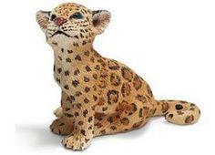 Schleich 14622 Jaguar Cub