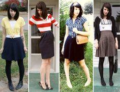 Thrift Shop Fashion