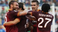 Prediksi Skor Bola Inter Milan vs AS Roma 2 Agustus 2014 As Roma, Soccer News, World Cup, Milan, Interview, Youth, History, Arrow, Fire