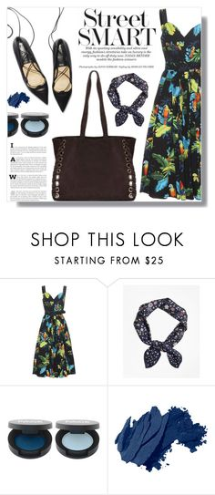 """""""Florals"""" by edy321 ❤ liked on Polyvore featuring Marc Jacobs, Brooks Brothers and Bobbi Brown Cosmetics"""