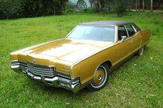 1972 Mercury Marquis Brougham