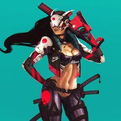 ArtStation - WIP Cyberpunk Character Concept, Hofsta - Aaron Hofsass