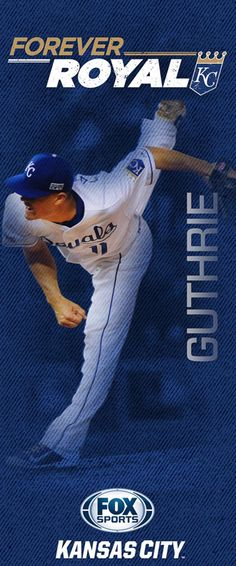 2015 'Forever Royal' pole banners   FOX Sports Jeremy Guthrie