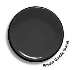 Resene Double Gravel is a bituminous dark grey neutral, not black enough to be charcoal. From the Resene Whites & Neutrals colour collection. Try a Resene testpot or view a physical sample at your Resene ColorShop or Reseller before making your final colour choice. www.resene.co.nz