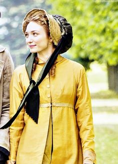 Eleanor Tomlinson as Georgiana Darcy in 'Death Comes to Pemberley' Georgian age fashion and costumes.but for Charlie, give her darker hair.I think she might be a win! Period Movies, Period Dramas, Kdrama, Jane Austen Movies, Little Dorrit, Becoming Jane, Eleanor Tomlinson, Demelza, Mr Darcy