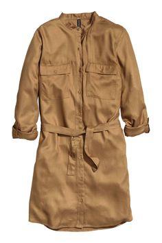 Vestido camisero   H&M