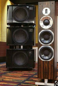 Horn Speakers, Monitor Speakers, Diy Speakers, Bookshelf Speakers, Stereo Speakers, Tower Speakers, High End Speakers, High End Audio, Built In Speakers