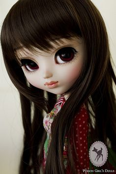 ~ Custom Pullip Ririko for seraphicdolls ~   Flickr - Photo Sharing!