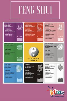 the basics of feng shui for your home infographic. Black Bedroom Furniture Sets. Home Design Ideas