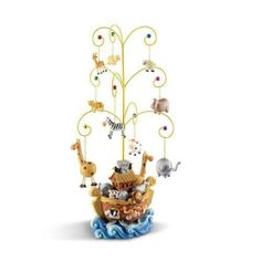 Amazon.com - Noah's Ark Ornament Tree
