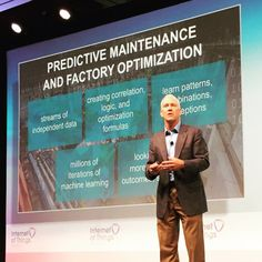 IoT will transform thousands of legacy factories into ultra-efficient Software Defined Factories. #IoTWorld16 - Twitter Search