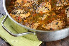 Sofrito Chicken Stew | Skinnytaste