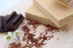 Khong Guan :  Chocolate Wafer.