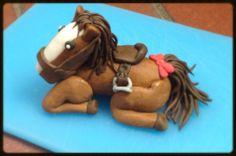 Horse#le torte di ste# Horse Cake