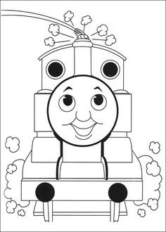 40 Free Thomas The Train Coloring Pages All About For Kids