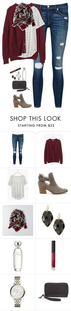 featuring rag & bone/JEAN, Madewell, Sole Society, American Eagle Outfitters, Kendra Scott, Est�e Lauder, NARS Cosmetics, FOSSIL and Tory Burch