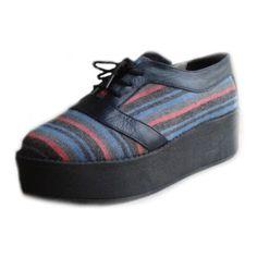 Oxford creppers ALINA $ 599.0 - zapatosMuli