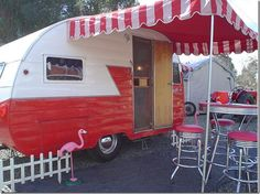 Signs About Vintage Camper Glamping Interior. RVs have limited space, acquiring a guest can be near impossible. This vintage rv is a good idea for your camper! You are going to be able to work out which campers are made… Continue Reading → Shasta Trailer, Shasta Camper, Camper Trailers, Camper Van, Vintage Rv, Vintage Caravans, Vintage Travel Trailers, Vintage Vans, Vintage Girls