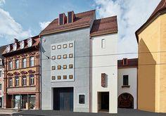 Haus der graphischen Sammlung - Christoph Mäckler in Freiburg im Breisgau