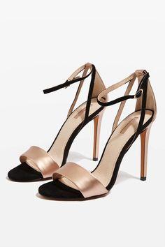200791c466b7 RAPHAEL Sandals classy black heels Prom Heels