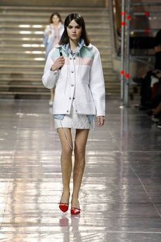 This Miu Miu jacket! pleeeease give me