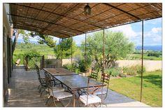 villa belle vista terrasse tonnelle