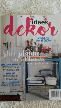 Idees Dekor 2016 Everyday Items, Clever, How To Make, Decor, Ideas, Stamps, Projects, Decoration, Decorating