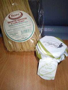 Trenette e Pesto...perfect! Rio Maggiore, Cinqueterre