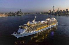 Royal Caribbean Is Ordering a New Class of Megaships - http://blog.clairepeetz.com/royal-caribbean-is-ordering-a-new-class-of-megaships/