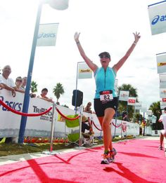 6 Great Triathlons for Beginners