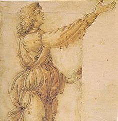 sandro botticelli sketches -