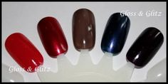 """5 gorgeous shades from OPI's """"Best of the Best"""" collection"""