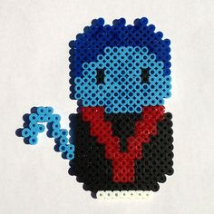 Nightcrawler by ThePlayfulPerler on DeviantArt