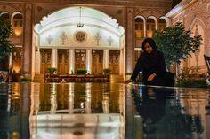 Mahin saraye Raheb historical house  Iran - Kashan