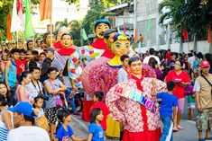 It comes as no surprise that Angono's most-awaited Higantes Festival is also one of the most colorful and creative festivals in the Philippines. 3d Atom Model, Professional Dancers, Live Band, Street Dance, Caricature, Continue Reading, Festivals, Philippines, Vibrant