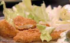 Goujons of sole with dill mayonnaise Recipe by Nigella Lawson