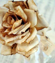 Hoy os queremos mostrar dos trabajos artesanales elaborados con filtros de café reciclados. Flores de papel increíbles con colores únicos y texturas diferentes, ideales para regalar en un ocasión especial o simplemente para decorar nuestro hogar. Vía: .arteblog artesanato.culturamix.com/blo