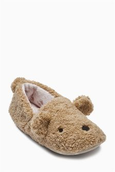 271cd8bef7c335 Teddy Character Slippers Slipper Boots
