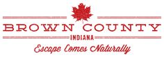 Our sales manager's pic for the best road trip in the Fall!!! Brown County Indiana: Escape Comes Naturally