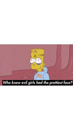 Juice WRLD x Bart Simpson