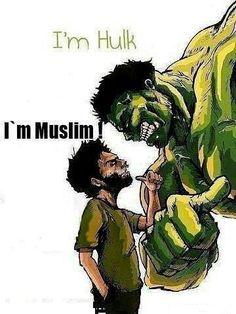 I'm Muslim!