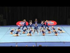 This is an absolutely amazing routine! Peachtree Ridge 2013-2014