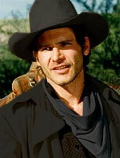 [The frisco Kid] Harrison Ford Harrison Ford Han Solo, Harrison Ford Indiana Jones, Harison Ford, Frisco Kid, Robert Duvall, Han And Leia, Cowboy Up, Cinema, Clint Eastwood
