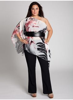 Plus Size Clothes by IGIGI. im not pluse size and i love this still