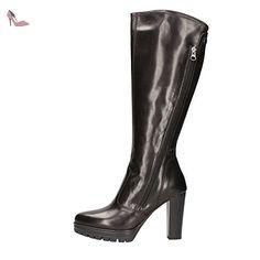 4a70ea92101ac NERO GIARDINI A616422D Botte Femme Noir 35 - Chaussures nero giardini  ( Partner-Link