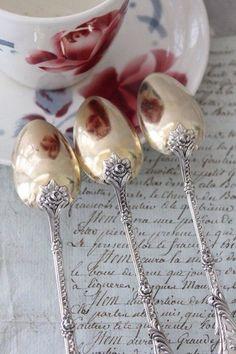 elegant spoons