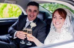 #Wedding #Champagne #WeddingCar #WeddingPlanning #Bride #Bridetobe #BrideandGroom #BabyBentley #Chrysler